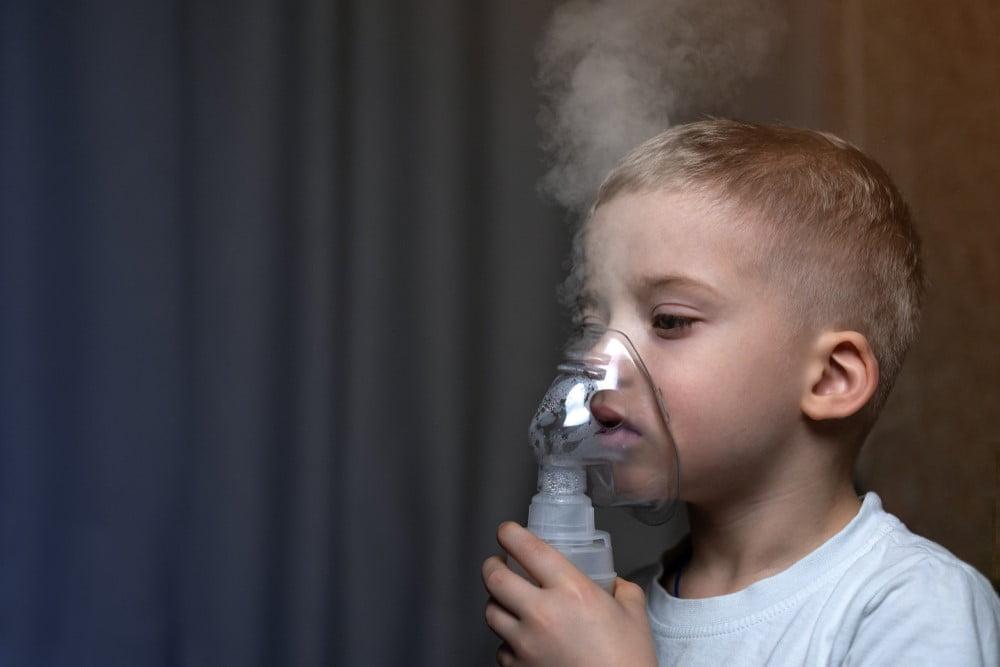Pediatric BIPAP
